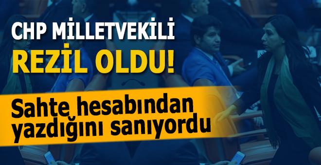 CHP'li Milletvekili fena rezil oldu!