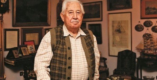 Kültür tarihçisi Semavi Eyice vefat etti!