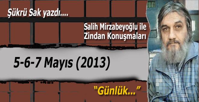 """Şükrü Sak yazdı; (S.Mirzabeyoğlu ile zindan konuşmaları): """"Peki her şeyden sonra kalan bu acı hissi nerden geliyor?"""""""