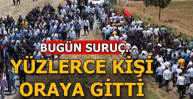 Milletvekili Halil Yıldız'ın kardeşi için tören düzenlendi