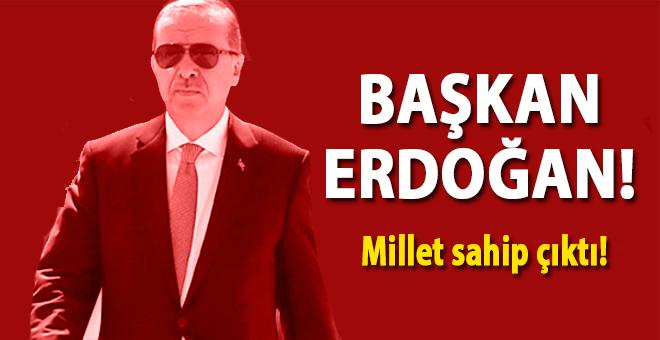 Türkiye'nin ilk Başkanı: Recep Tayyip Erdoğan