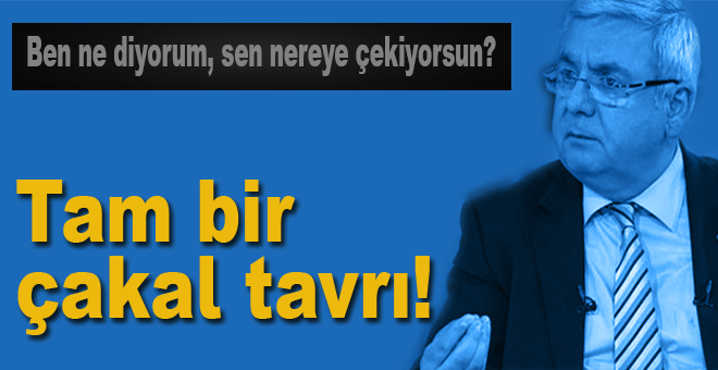 "Mehmet Metiner: ""Ahlaksızca bir algı operasyonu!"""
