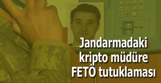 Jandarmadaki Kripto FETÖ'cü müdür deşifre oldu!