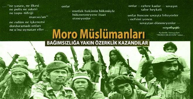 Filipinler'deki Moro Müslümanları özerkliği kazandı!
