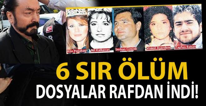Sapık örgüt; Adnan Oktar soruşturmasında 6 sır ölüm!
