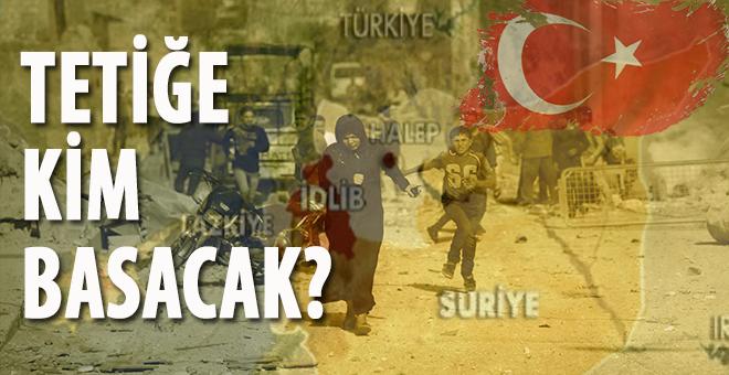 Kim, ne zaman, nasıl Suriye'de tetiğe asılacak?