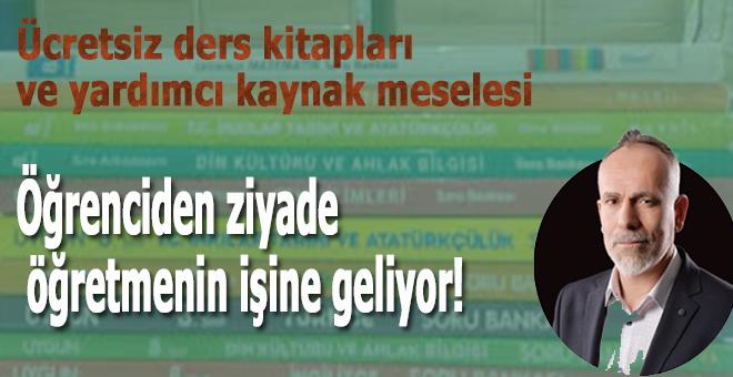Recep Yazgan: FETÖ'nün bu memlekete yaptığı en büyük kötülüklerden birisi, test dershaneciliği!