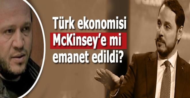 Salih Tuna: Türk ekonomisi McKinsey'e mi emanet edildi?