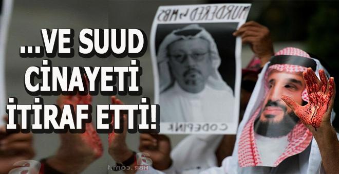 Suudi Arabistan, Kaşıkçı'nın konsoloslukta öldürüldüğünü resmen kabul etti!