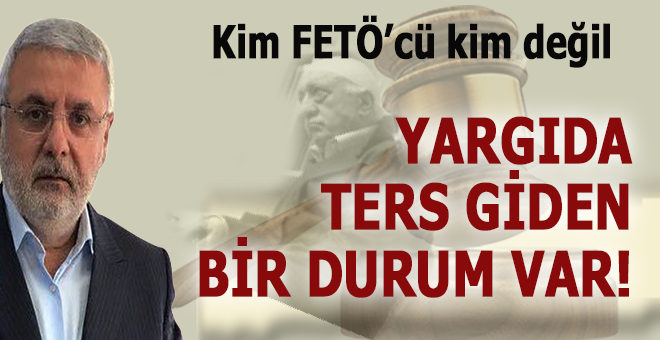 Mehmet Metiner: Yargıda ters giden bir durum var!
