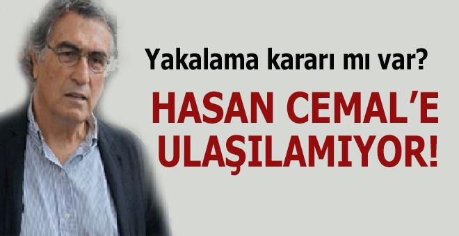 Hasan Cemal'e ulaşılamıyor...