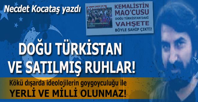 Necdet Kocataş yazdı; Doğu Türkistan, Satılmış Ruhlar ve Aydınlık...