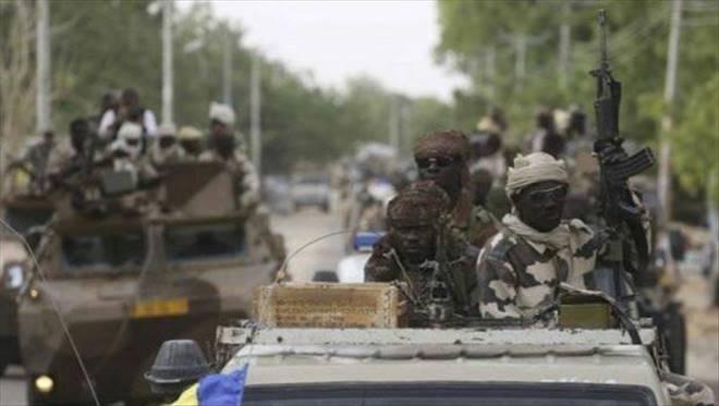 Nijerya Ordusu Boko Haram`a karşı...
