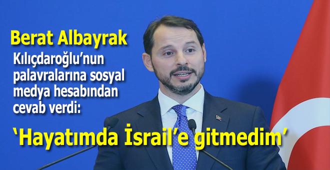 Berat Albayrak, Kılıçdaroğlu'nun palavralarına böyle cevab verdi!