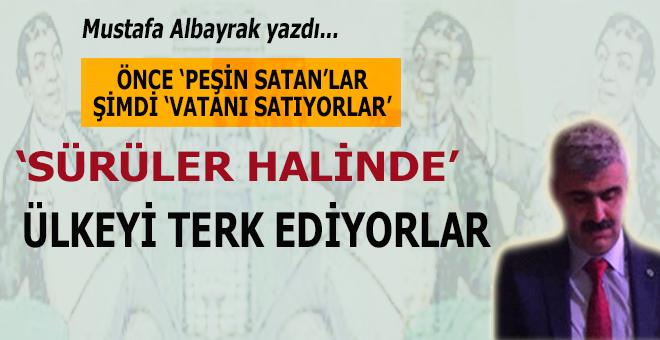 Mustafa Albayrak; Durun daha karpuz kesecektik!