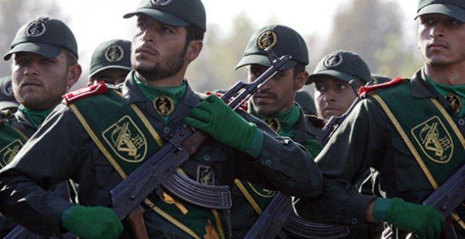 İran Devrim Muhafızlarına intihar saldırısı