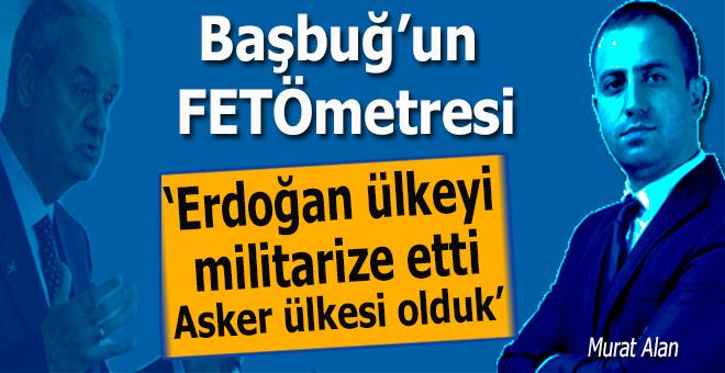 """Murat Alan; """"Video kayıtları çekip, Hürriyet'e, Milliyet'e servis edenler kimin paşasıydı?"""""""