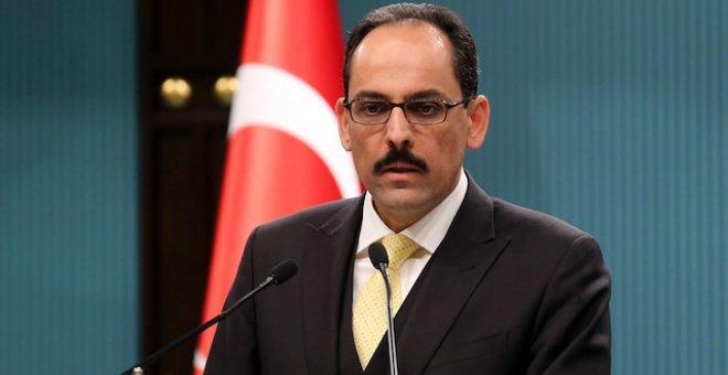 Fettoş'un yakalandığı iddiaları ile ilgili İbrahim Kalın'dan açıklama!