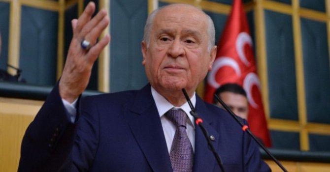 MHP lideri Devlet Bahçeli, sosyal medya hesabından dikkat çeken açıklamalarda bulundu.