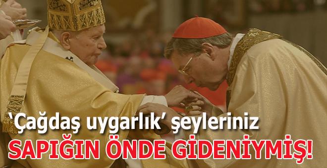 Sapık Kardinale 6 yıl hapis!