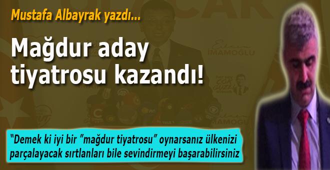 """Mustafa Albayrak: """"Ülkenizi parçalayacak sırtlanları bile sevindirmeyi başarabilirsiniz!"""""""