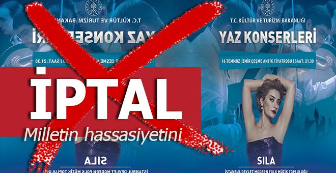 """""""Sıla"""" skandalında yeni gelişme; Kültür Bakanlığı'ndan açıklama!"""