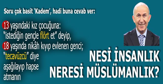 Prof. Dr. Ahmet Şimşirgil; KADEM yalnız değil!