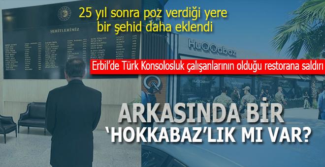 """Erbil'deki saldırının arkasında bir """"Hokkabaz""""lık mı var?"""