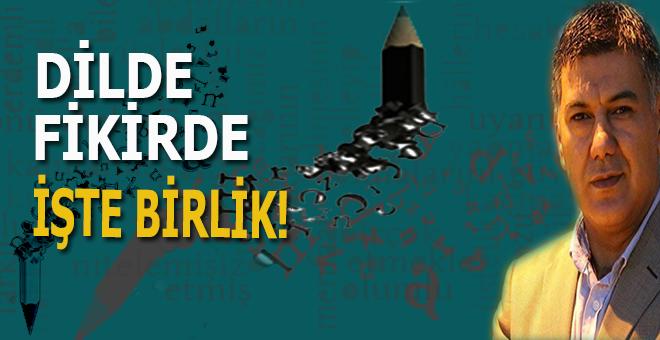 """Ufuk Coşkun: """"Türkçe, Müslüman olmuş bir dildir..."""""""