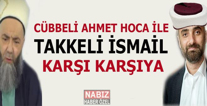 """Cübbeli Ahmet Hoca ile """"Takkeli"""" İsmail Saymaz ilk etapta """"reklam"""" konusunda anlaştılar!"""
