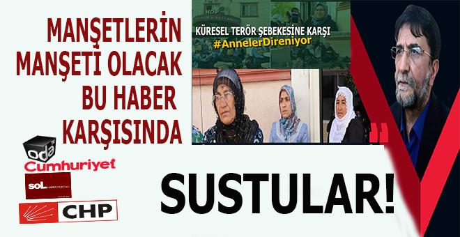 Nihat Genç: Diyarbakır meydanındaki anneler ve CHP'nin şakağındaki silah!