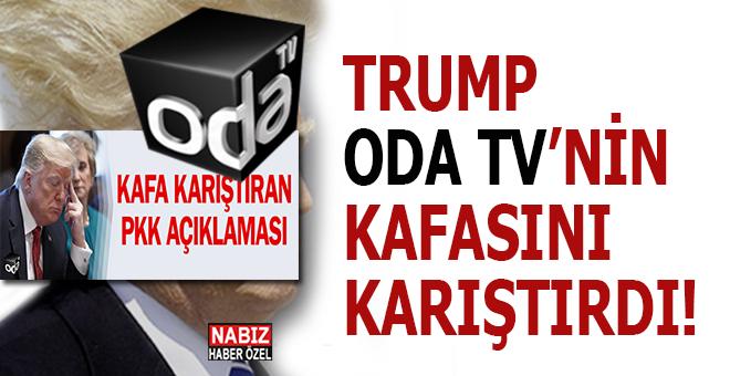 Trump, Oda TV'nin kafasını karıştırdı!