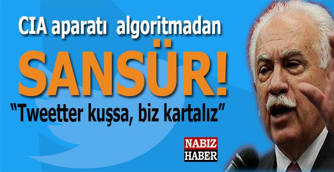 Twitter'dan Vatan Partisi'ne Barış Pınarı sansürü!