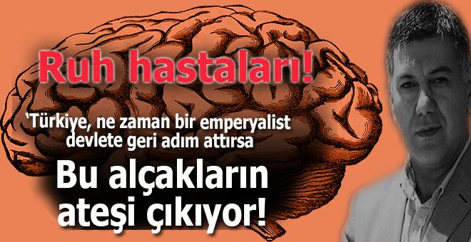 """Ufuk Coşkun; """"Türkiye'deki muhalefet ciddi anlamda ruh hastasıdır!"""""""