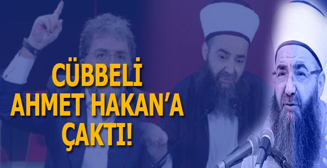 """Cübbeli, Ahmet Hakan'a çaktı; """"Tamam oldu denilince zevalini bekle..."""""""