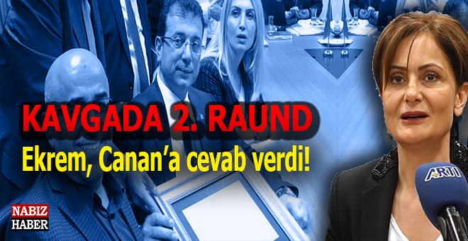 Parsa kavgasında, Ekrem, Özkan'dan yana oldu, Canan Kaftancıoğlu'na cevab verdi!