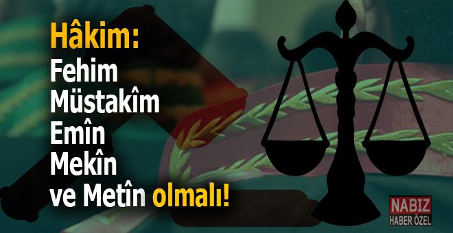 Yargıya güveniyor musunuz?