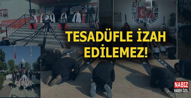 """""""Atatürk'e tapınma töreni tesadüfle izah edilemez!"""""""