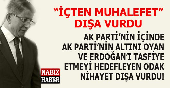 """Ak Parti'nin içindeki """"ana muhalefet"""" dışa çıktı; """"Gelecek"""" partisi..."""