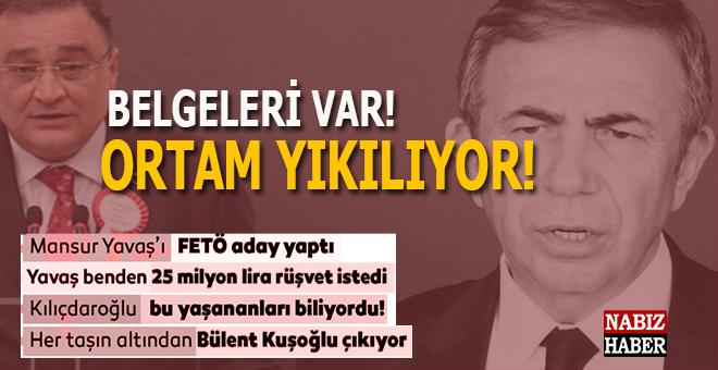 Eski CHP'li vekil Aygün'den Mansur Yavaş hakkında şok iddialar; 25 milyon rüşvet istedi!