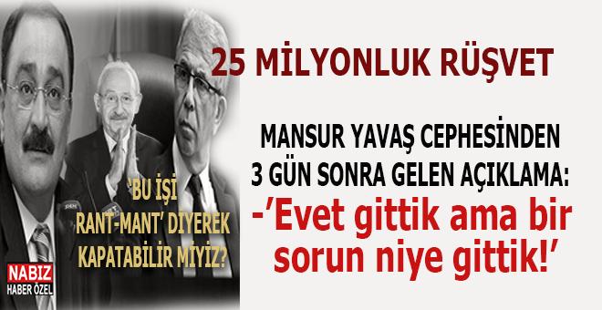 Mansur Yavaş cephesinden ilk açıklama geldi, Sinan Aygün'le görüşmeyi doğruladılar!
