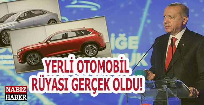 Türkiye'nin 60 yıllık yerli otomobil rüyası gerçek oldu