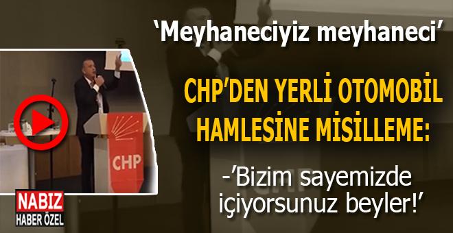 CHP'den Türkiye'nin yerli otomobil hamlesine sert misilleme!