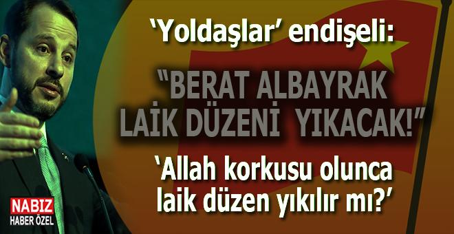 Solcu parti, Berat Albayrak hakkında suç duyurusunda bulundu!
