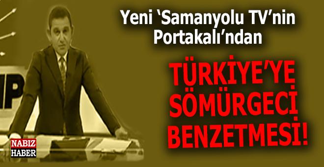 Fatih Portakal'dan skandal sözler!