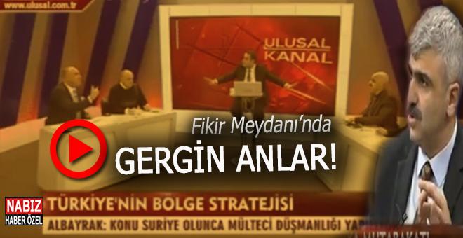 """Mustafa Albayrak: """"5 yaşındaki çocuklar bile sizden daha iyi Türkçe konuşuyor!"""""""