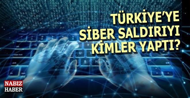 Türkiye'yede dün interneti çökerten siber saldırıyı kimler yaptı?