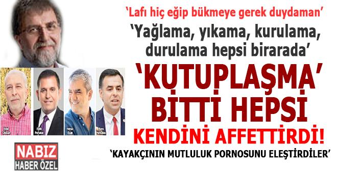 """Ahmet Hakan Coşkun, niye bu kadar """"coştu?.."""""""