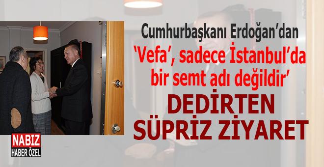 Cumhurbaşkanı Erdoğan, Markar Esayan'ı evinde ziyaret etti!