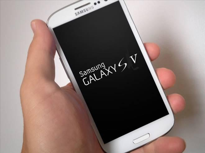 Samsung Galaxy S5 Alüminyum Kasayla Gelebilir!